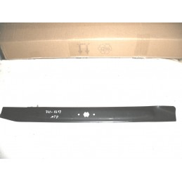 Rasentraktor - Messer für MTD Sternaufnahme 76 cm lang ab Baujahr 1990
