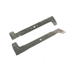 Messer rechts / links für Rasentraktor Castel / Garden 92 cm