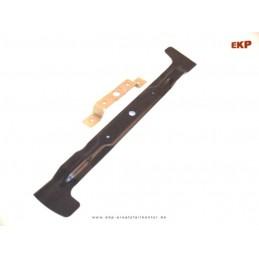Messer & Messerhalter                        für Aufsitzmäher  CASTELGARDEN Typ : Easylife 63 & Herkules FX140