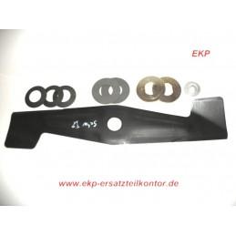 Messer für Sabo Rasenmäher 52 cm