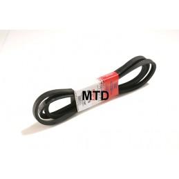 Keilriemen 754-04024  / Mähwerksantrieb für MTD - Traktor