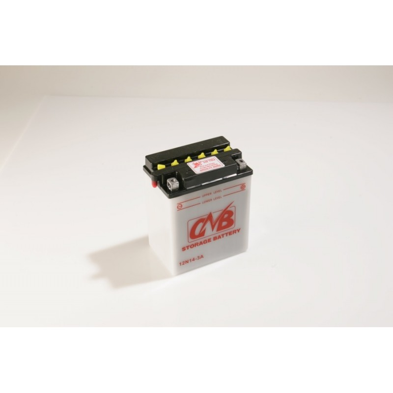 Batterie Blei Akku 12 V 14 Ah                    für Rasentraktoren
