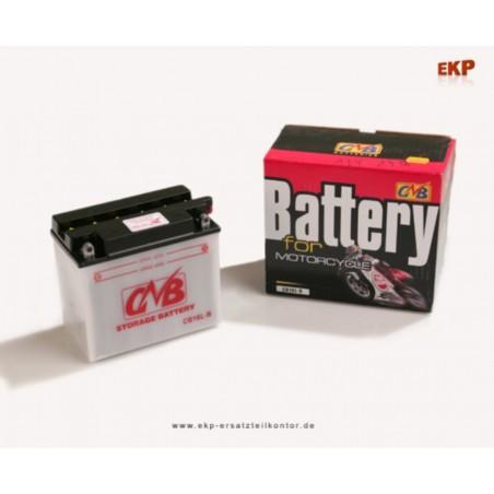 Batterie Blei Akku 12 V 19 Ah für Rasentraktoren