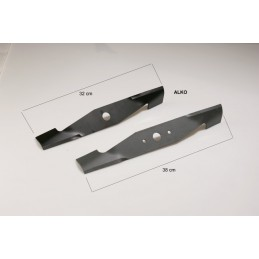 Rasenmähermesser für Elektro & Benzin ALKO : 38 cm Schnittbreite