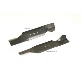 2 x Rasentraktor - Messer für MTD 46 cm  Hersteller-Nr. 742-0469