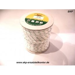 Anzugsseil 3,5 mm / 100 Meter Rolle für Rasenmäher