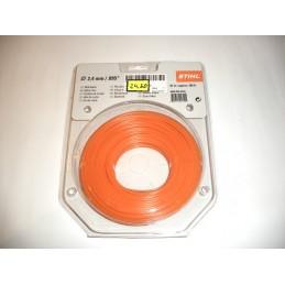Nylonfaden 2,4 mm / 87 M Original Stihl für Motorsense