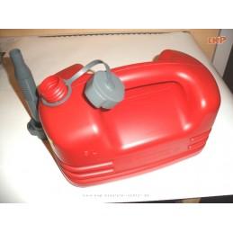 Benzinkanister 5 Liter Profi - Ausführung