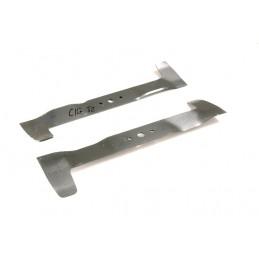 1 paar Kombi Mulchmesser für 102 cm Mähwerk 1 x Messer rechts  1 x Messer links
